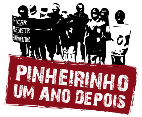 Ilustração final do Pinheirinho um ano depois