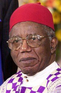 Chinua Achebe, autor nigeriano morto em março de 2013. Foto: AP/Axel Seidemann