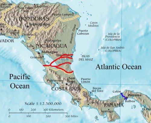 Canal da Nicaragua_Smithsonian