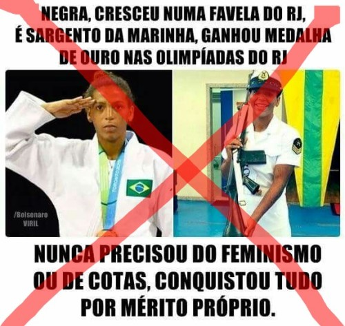 Rafaela Silva_Meritocracia
