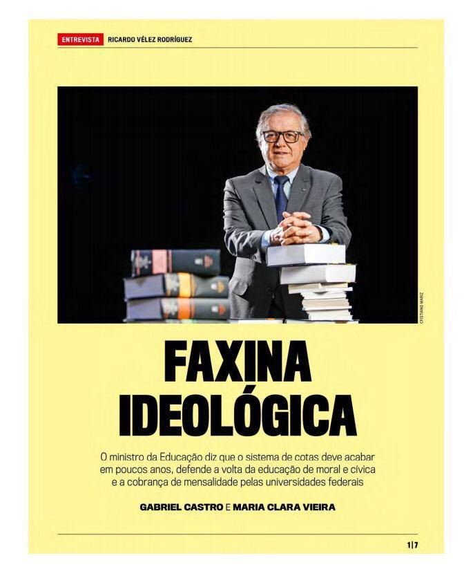 Faxina Ideologica